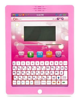Русско-английский обучающий планшет 32 функции Play Smart Б44004
