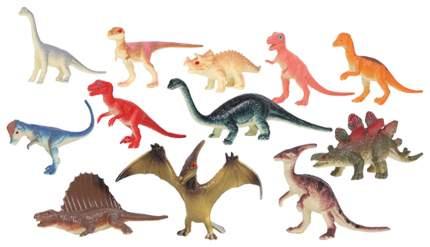 Фигурка динозавра Играем Вместе Динозавры 8 см 12 шт P9703/12