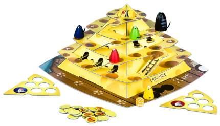 Семейная настольная игра Step Puzzle Кошки-Мышки 3D 76099
