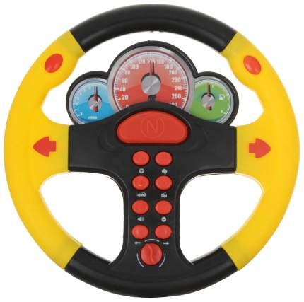 Интерактивная игрушка Shantou Gepai Детский руль веселые гонки 0582-6