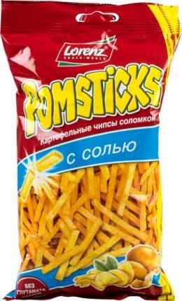 Картофельные чипсы Lorenz pomsticks с солью 100 г
