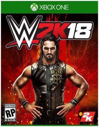 Игра WWE 2K18 для Xbox One