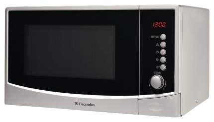Микроволновая печь с грилем Electrolux EMS20400S silver/black