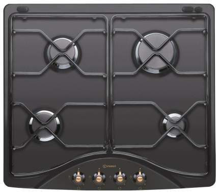 Встраиваемая варочная панель газовая Indesit PN 642 /I (AN) Black