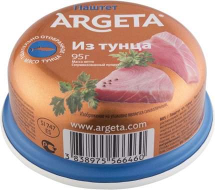 Паштет из тунца Argeta 95 г