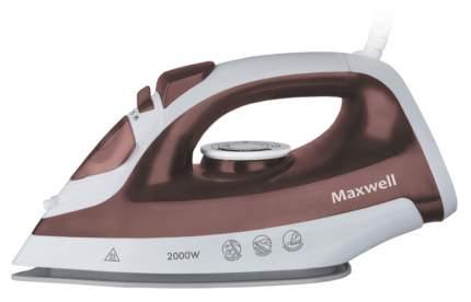 Утюг Maxwell MW-3051 Beige/White