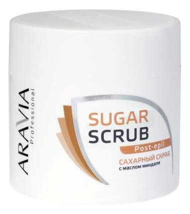 Скраб для тела Aravia Professional Sugar Scrub Post-Epil 300 мл
