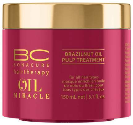 Маска для волос BC Bonacure Oil Miracle Brazilnut Pulp Treatment 150 мл