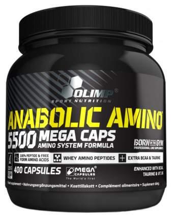 Anabolic Amino 5500 Olimp, 400 капсул