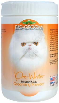 Косметическая пудра Bio-groom Pro white smooth powder