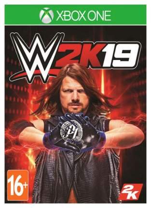 Игра для Xbox One 2K Games WWE 2K19