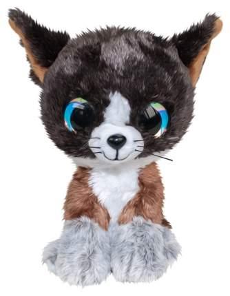 Мягкая игрушка Tactic Котёнок Forest, коричневый, 15 см