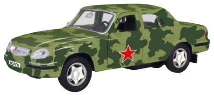Машина Autotime Газ 31105 Волга Армейская 1:43