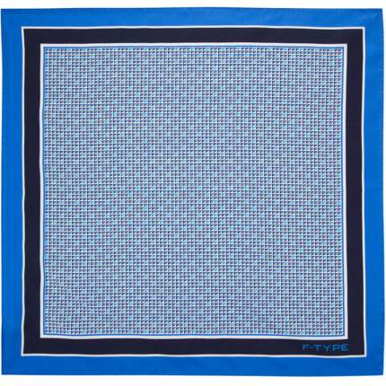 Платок Jaguar Men's F-type Pocket Square Blue, артикул JSTFTPSB