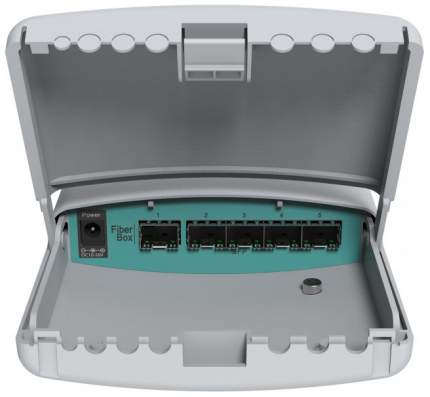 Коммутатор Mikrotik FiberBox CRS105-5S-FB 5-портовый