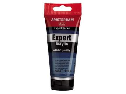 Акриловая краска Royal Talens Amsterdam Expert №565 бирюзовый фталоцианин 75 мл