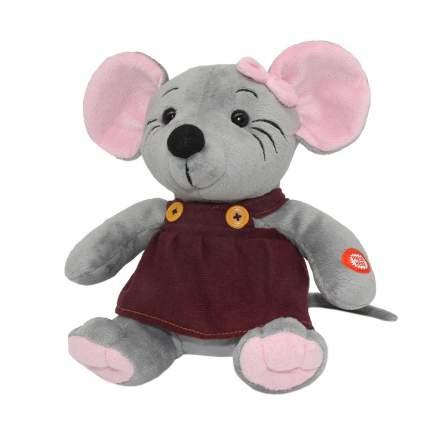 Интерактивное животное Пушистые друзья Мышка рассказывает стишок JB500032