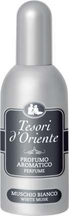 Туалетная вода Tesori d'Oriente  PROFUMO AROMATICO MUSCHIO BIANCO 100мл