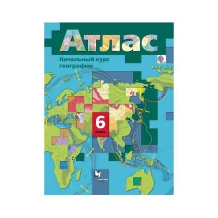 Начальный курс Географии, 6Классы, Атлас