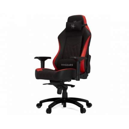 Игровое кресло HHGears XL800 XL800_BR, красный/черный