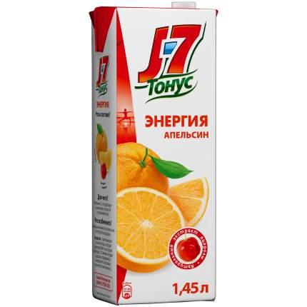 Нектар апельсин J7 тонус энергия с экстрактом ацеролы 1.45 л