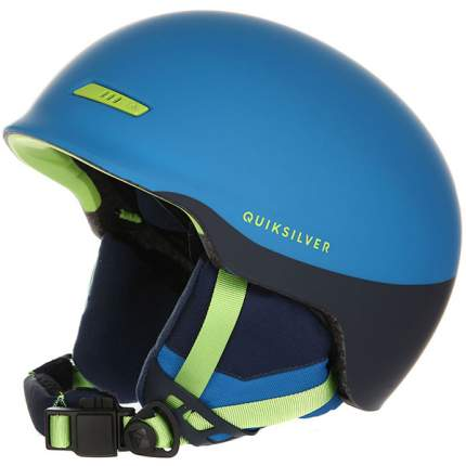 Горнолыжный шлем Quiksilver Play 2019, daphne blue, M