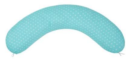 Подушка для беременных AmaroBaby 170х25 (Сердечки мята)