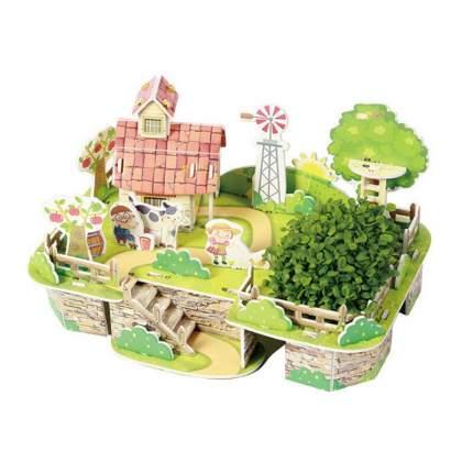 Живой 3D пазл Mini Zilipoo Моя чудесная ферма