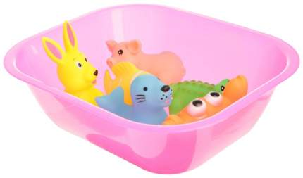 Игрушка для купания Крошка Я Морские приключения 2634037 7 шт