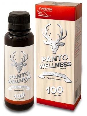 Пантовые Ванны Ambrella Panto Wellness Здоровые Ножки 100 мл