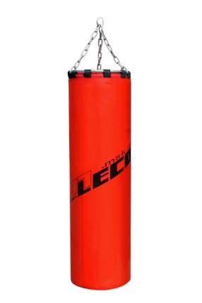 Мешок боксерский Leco Гп001115 80 кг, красный