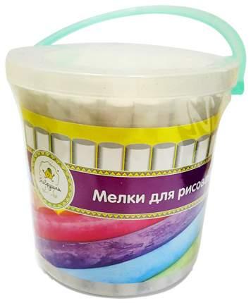 Набор мелков ЯиГрушка 60 шт., белый