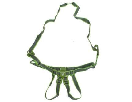 Вожжи детские Lorelli Baby Walk Серо-зеленый