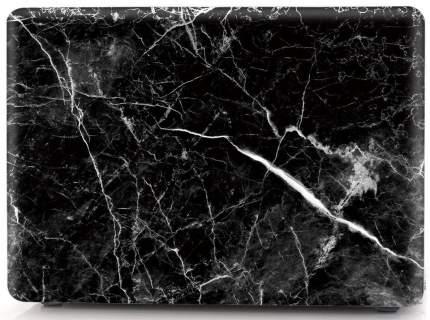 """Чехол для Macbook Air 13"""" i-Blason Cover A1932 marble black"""