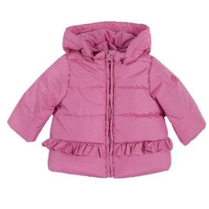 Куртка Chicco для девочек р.74 цв.розовый