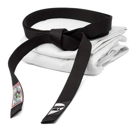 Пояс для кимоно дзюдо Green Hill JBI-10338 300 см, Для разного уровня, хлопок