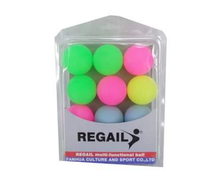 Мячи для настольного тенниса Junfa toys 121755-TN, разноцветный, 12 шт.
