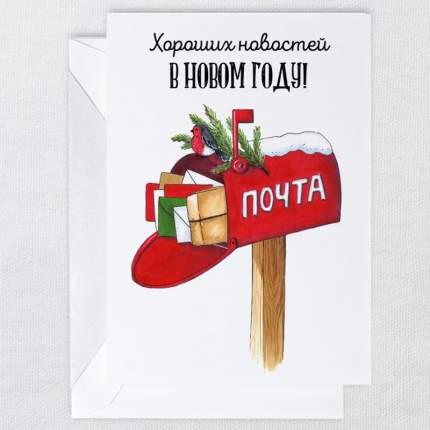 "Открытка ""Почта"", 10 х 15 см"