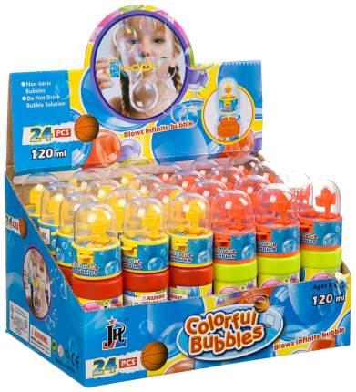 Набор мыльных пузырей, игра в баскетбол D/B 24 шт. по 120 мл, ВОХ 28,5х19х16,5см,