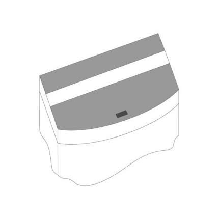 Комплект пластиковых крышек Juwel для аквариума Vision 250, черные, 150см, 2шт