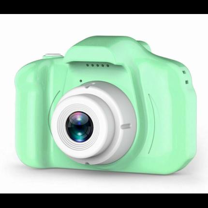 Детский цифровой фотоаппарат Lemon Tree X2 Green