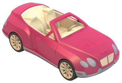 Игрушечная машинка Нордпласт Кабриолет нимфа сиренево-розовая Р73566