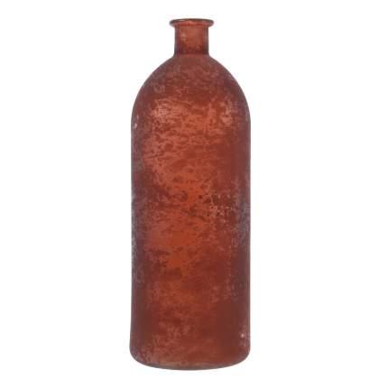 Ваза-бутыль айрэйн, стекло, 13.5х40 см, kaemingk, 649563