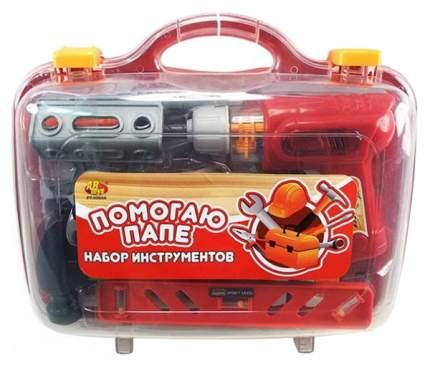 """Набор инструментов в чемодане """"Помогаю Папе"""", 26 предметов"""