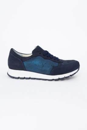 Кроссовки женские Tervolina 671 синие 37 RU