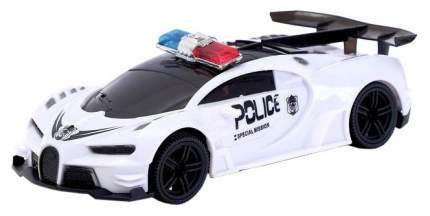 Машина Полиция, световые и звуковые эффекты Sima-Land
