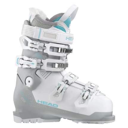 Горнолыжные ботинки HEAD Advant Edge 75 X W 2018, white/gray/turquoise, 24.5
