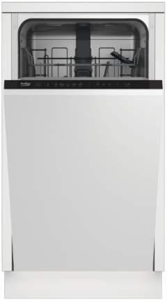 Встраиваемая посудомоечная машина 60 см Beko DIS15R12