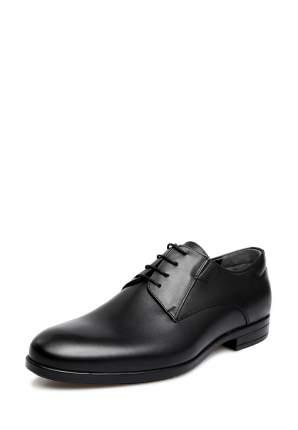 Туфли мужские Pierre Cardin 710018071 черные 43 RU