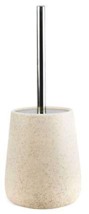 Ершик для туалета с подставкой Fissman 9504 Бежевый